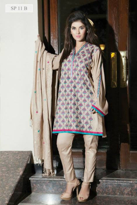 Charizma Nation Linen Collection 2015 - SP11B - YourLibaas  - 1