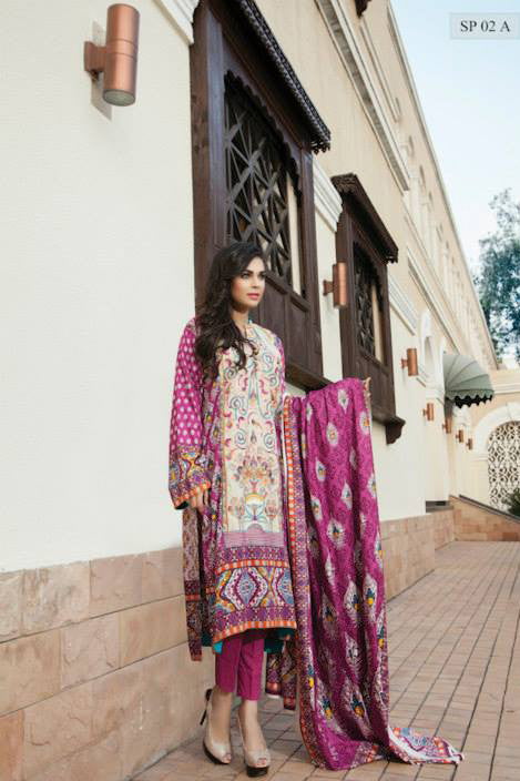 Charizma Nation Linen Collection 2015 - SP02A - YourLibaas  - 1