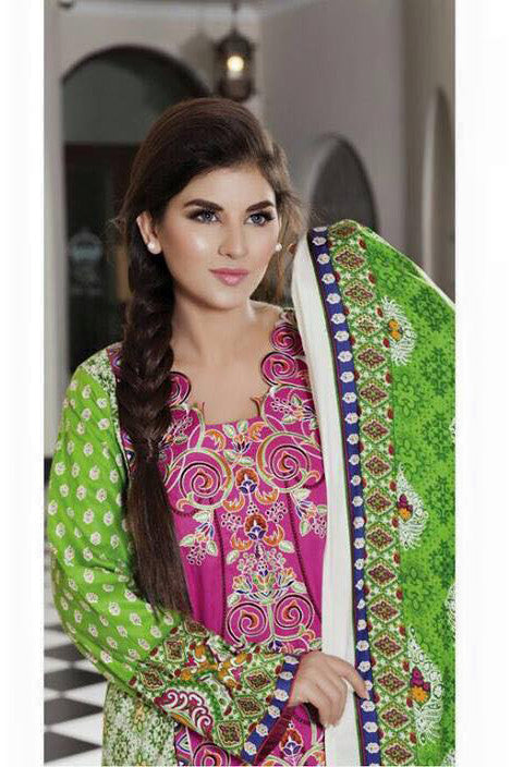 Charizma Nation Linen Collection 2015 - SP02B - YourLibaas  - 1