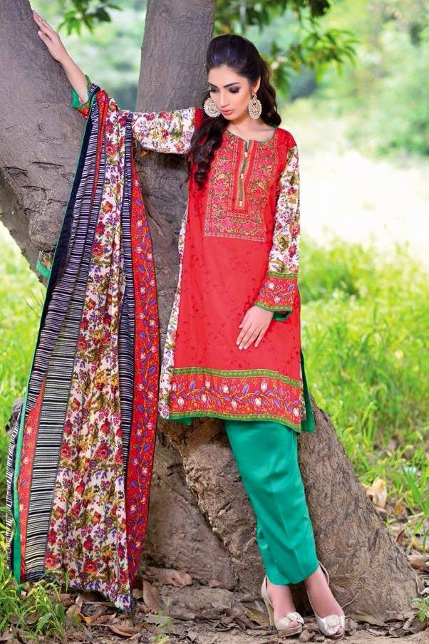 Noor Jahan Linen Collection - 02 - YourLibaas  - 1
