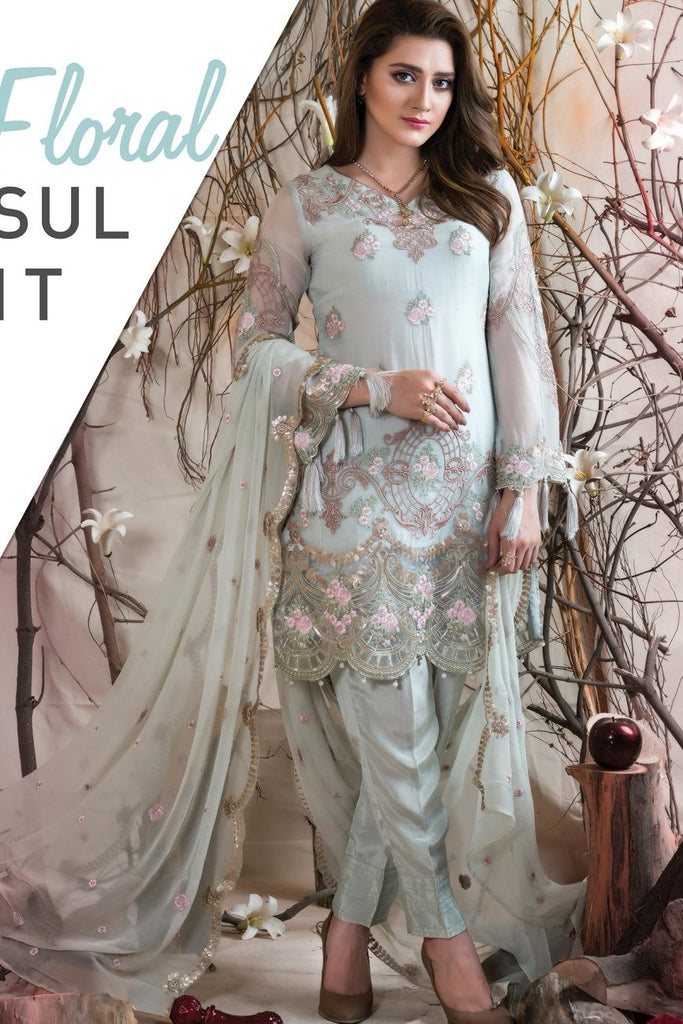 Ashley La Antheia Chiffon Collection – Floral Sulit 02