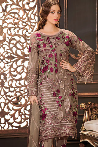 ce73950855 27% OFF Sold Out Ramsha Rangoon Chiffon Collection Vol-II – D-208
