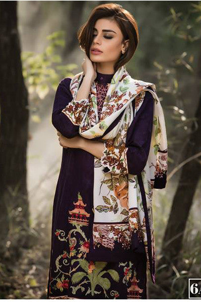 Wintry Breeze by Al Zohaib 2016 – Design 06A - YourLibaas  - 1