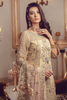 Serene Premium Beaux Rêves Embroidered Chiffon Collection 2020 – S-1002 Lime Chrome