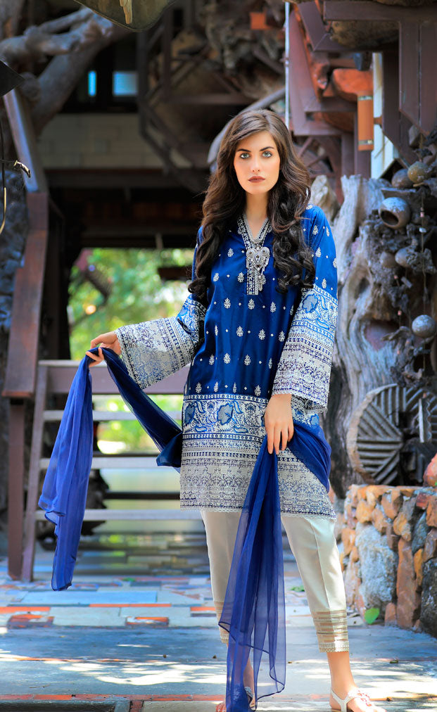 LSM Chikankari Collection 2018 Vol.2 – CK-5515
