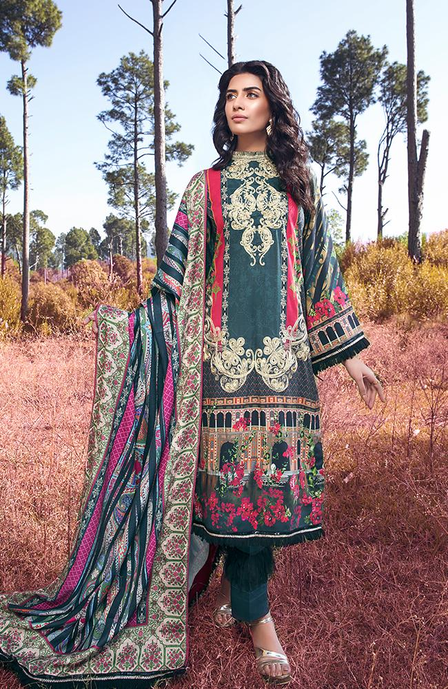 Al Zohaib Wintry Breeze Collection 2020 – WB20-01