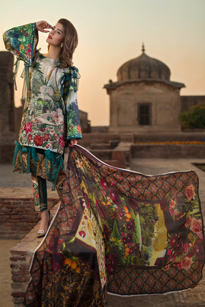 Asifa & Nabeel Spring/Summer Tourist Lawn 2018 – Chapter: 10 – The Last of Lyrics