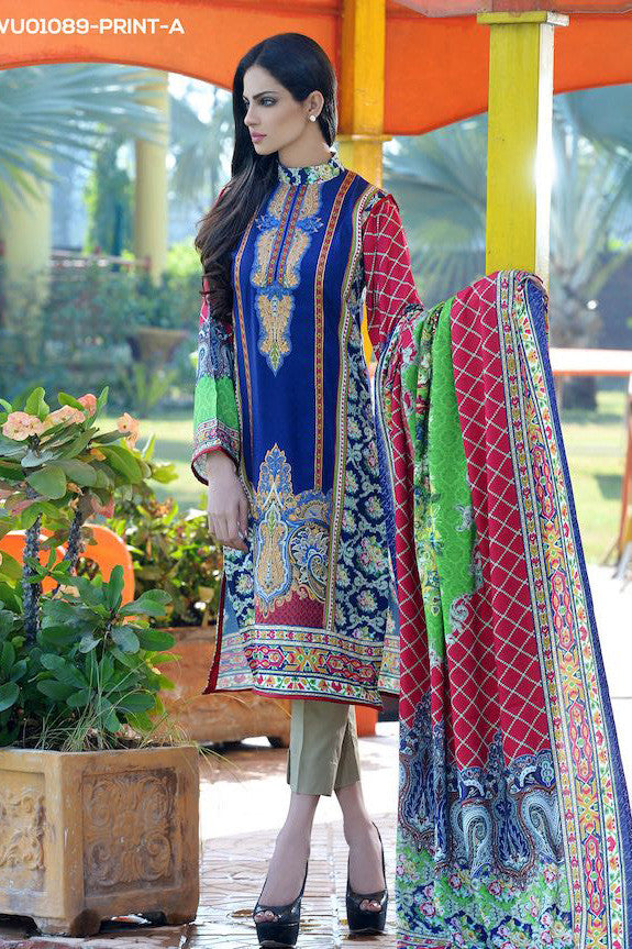Motifz Winter Karandi Collection - 1089A - YourLibaas  - 1