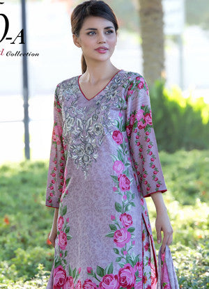 Sahil Embroidered Lawn Eid Collection Vol-10 – 010A