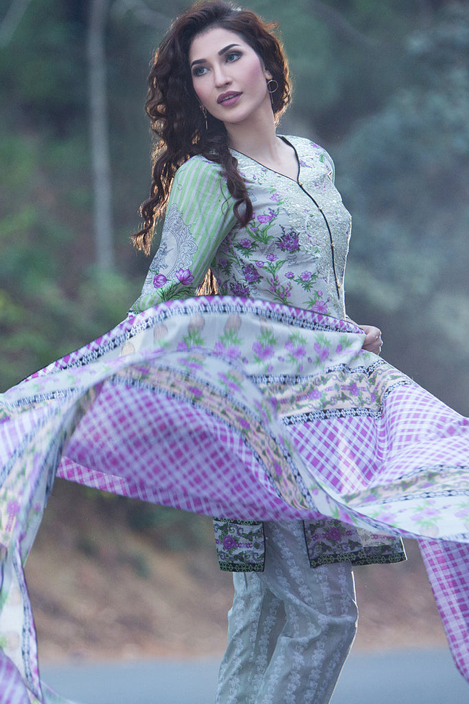 Sahil Designer Embroidered Collection Vol 3 – 10A - YourLibaas  - 1
