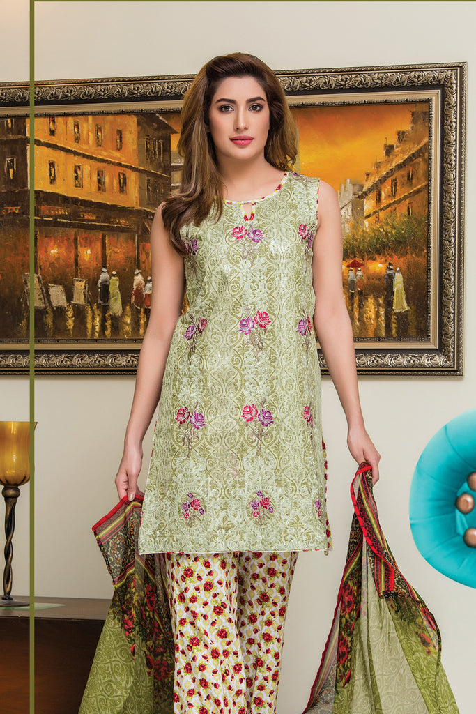 Sahil Designer Embroidered Lawn Collection Vol-9 – 10A