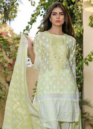 Sahil Designer Embroidered Lawn Collection Vol-11 – 010B