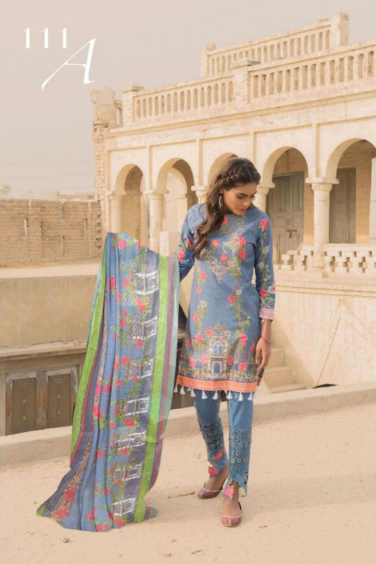Florence by Rang Rasiya Embroidered Lawn Collection Vol-1 – Design-111A