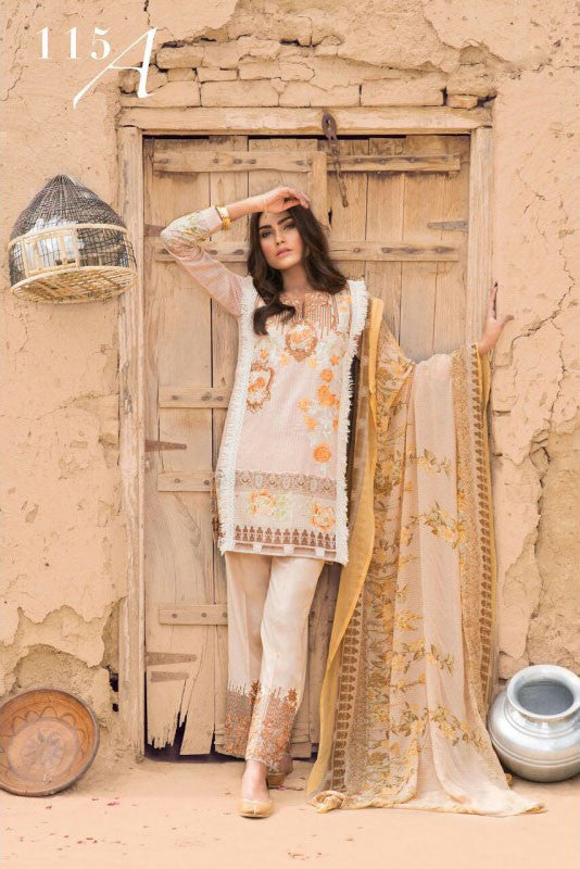 Florence by Rang Rasiya Embroidered Lawn Collection Vol-1 – Design-115A