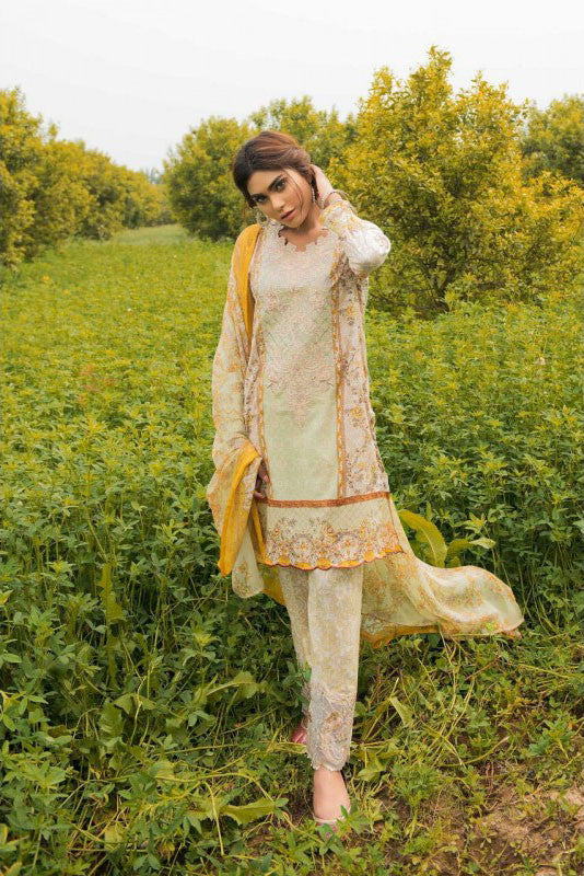 Florence by Rang Rasiya Embroidered Lawn Collection Vol-1 – Design-116A