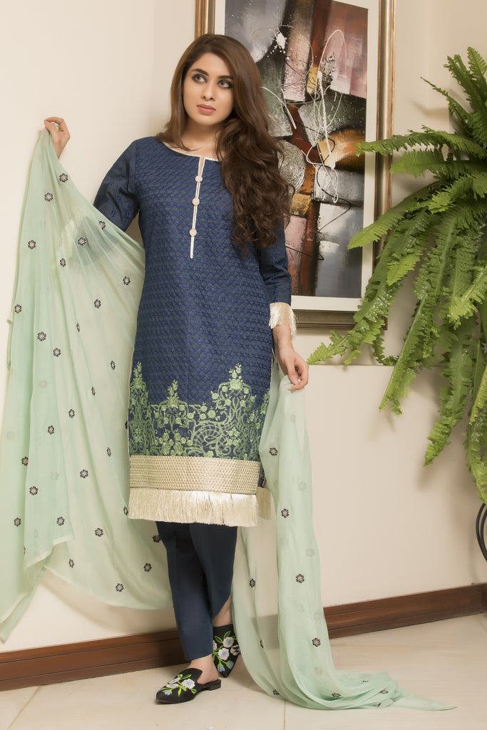 Maira Ahsan Exclusive Designer Lawn Collection – MAEDC-11