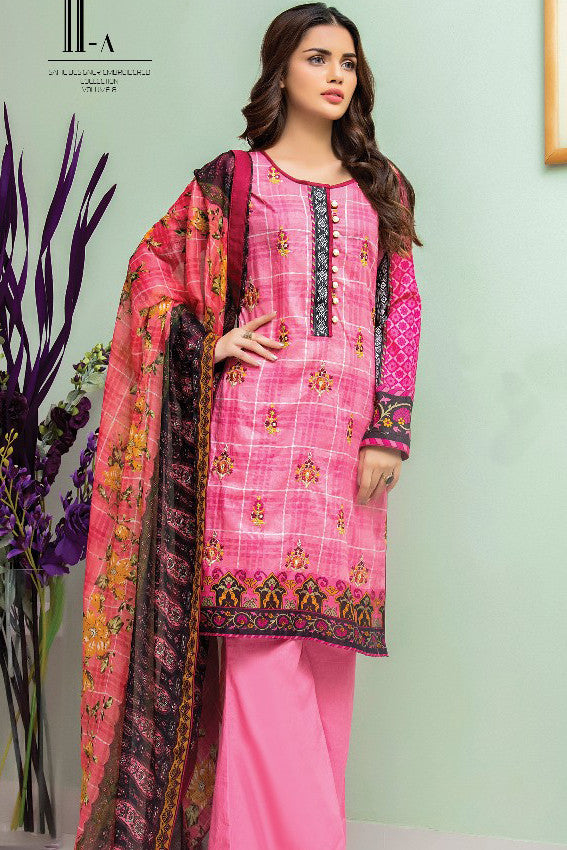 Sahil Designer Lawn Collection Vol-8 – 011A