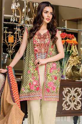Sahil Designer Embroidered Lawn Collection Vol-9 – 11B
