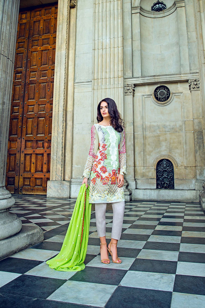 Sobia Nazir Lawn Collection '16 – 11B - YourLibaas
