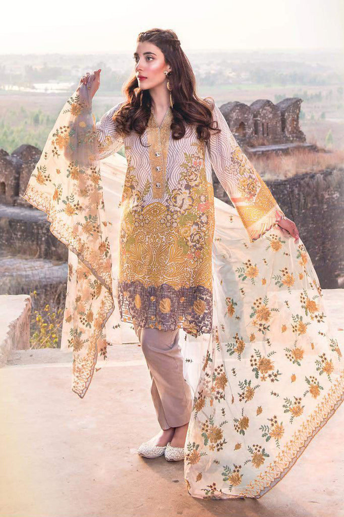 Rang Rasiya Premium Lawn Collection – 121B