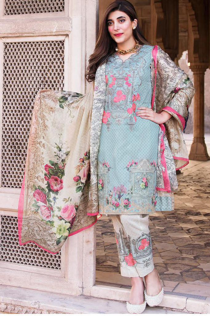 Rang Rasiya Premium Lawn Collection – 122A