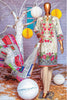 HZ Textiles Premium Embroidered Lawn Collection Vol-2 – Design 123 Skin