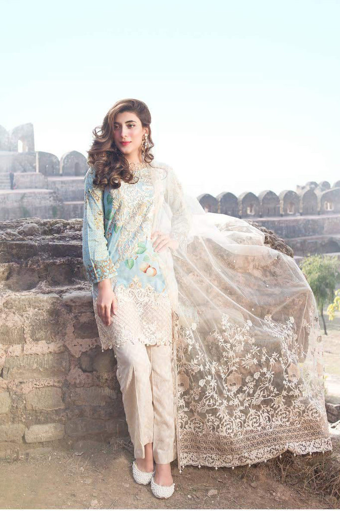 Rang Rasiya Premium Lawn Collection – 124A