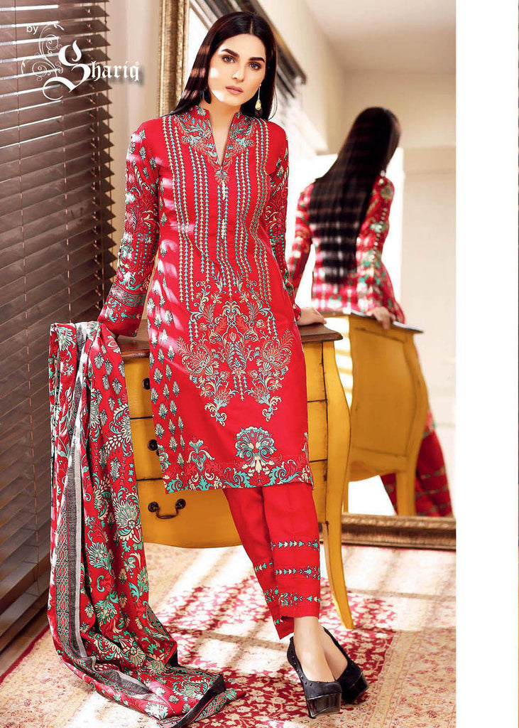 Ayesha Chottani Winter Collection – 12B - YourLibaas  - 1