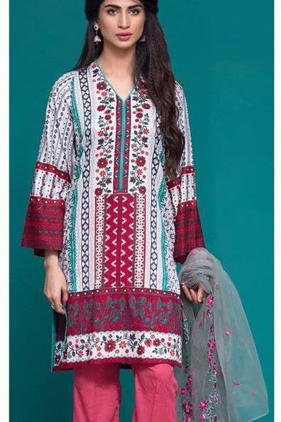Rang Dey Lawn Collection – 12B