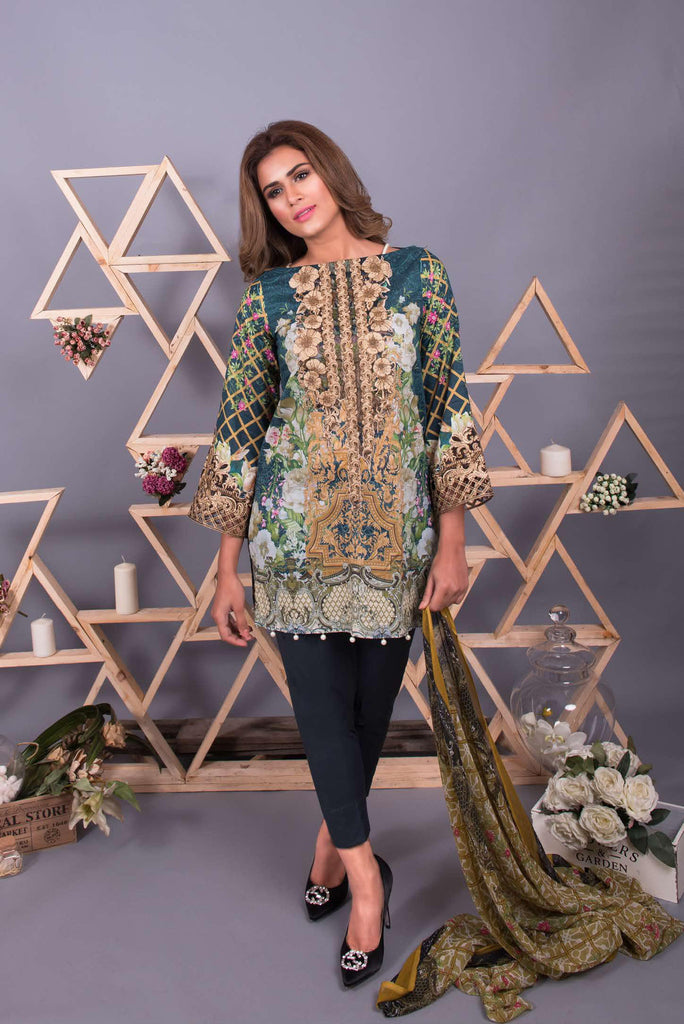 Rang Rasiya Digital Lawn Collection – RR13