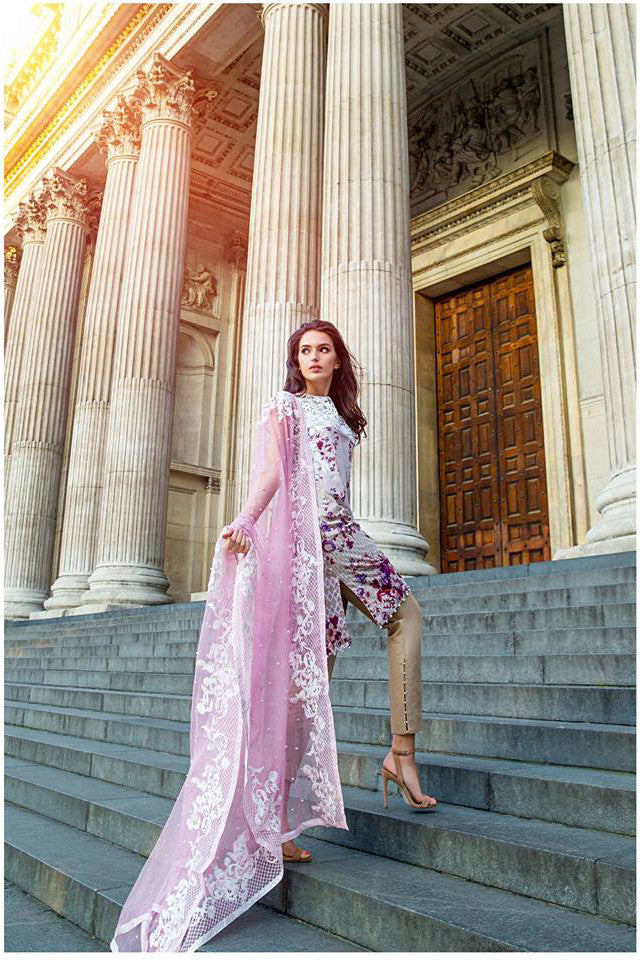 Sobia Nazir Lawn Collection '16 – 13A - YourLibaas