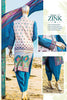 HZ Textiles Diamond Classic Lawn Collection – Design 13 Zink
