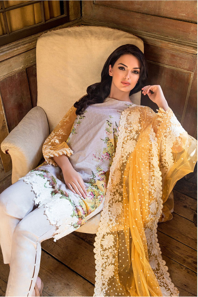 Sobia Nazir Lawn Collection '16 – 14A - YourLibaas  - 1