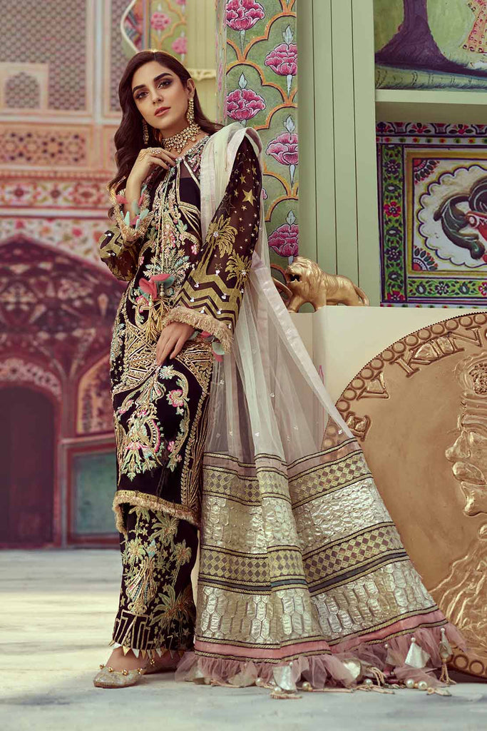 Crimson X Republic Luxury Wedding Collection 2018 – AZAL - D5