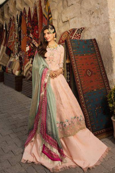 Noor by Saadia Asad Festive Eid Collection – D2 Scheherazade