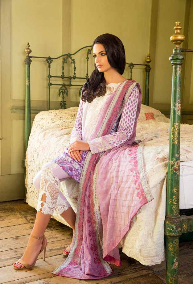 Sobia Nazir Lawn Collection '16 – 15A - YourLibaas  - 1