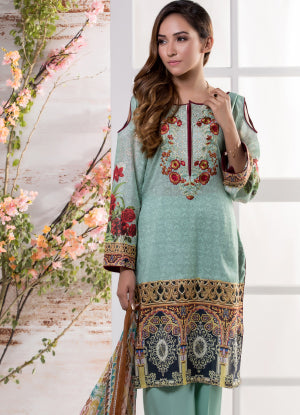 Sahil Designer Embroidered Eid Collection 2018 Vol 7 – SH7-16