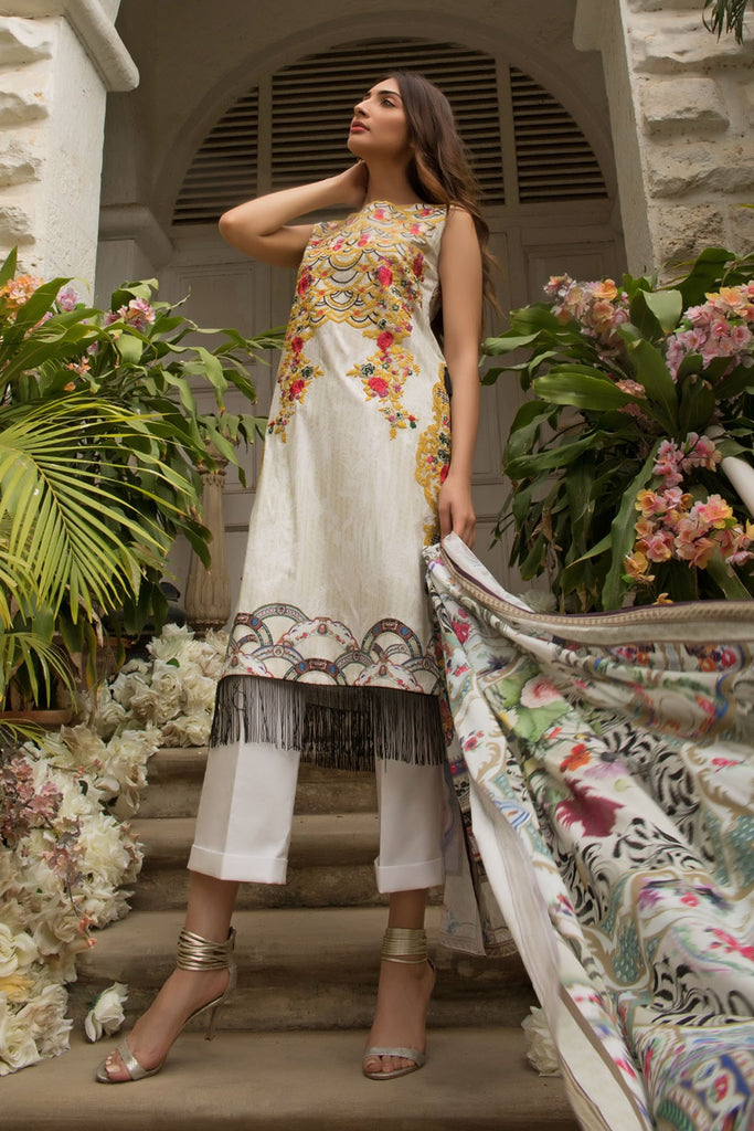 Firdous Tropical Premium Collection 2018 Vol II – 7B