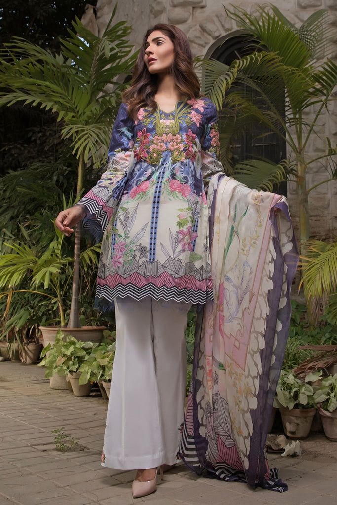 Firdous Tropical Premium Collection 2018 Vol II – 9B