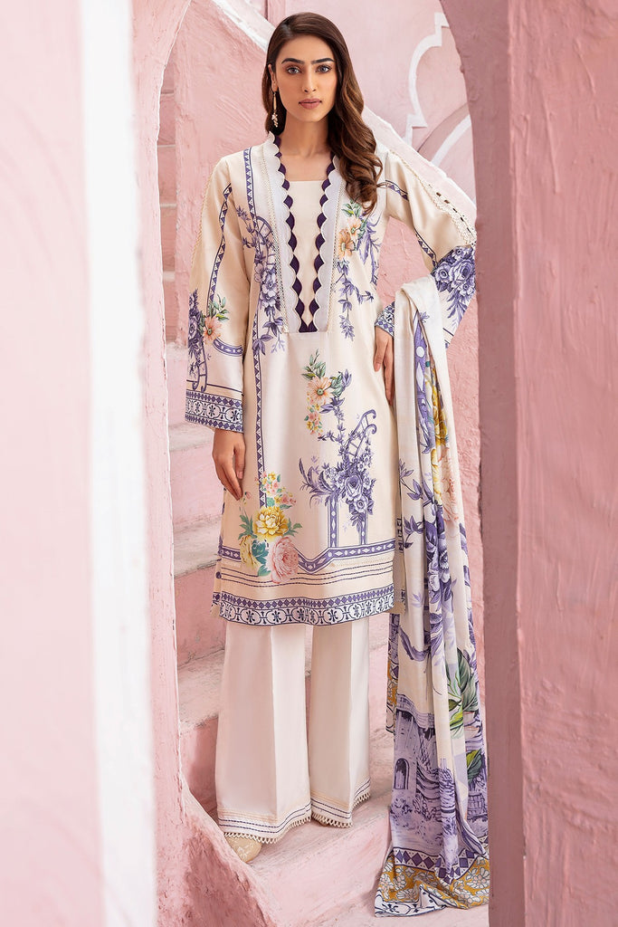 Jade by Firdous Urbane Digital Prints Lawn Collection – 19474 A