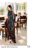 Deeba Velvet Silk Collection – 1A - YourLibaas  - 2