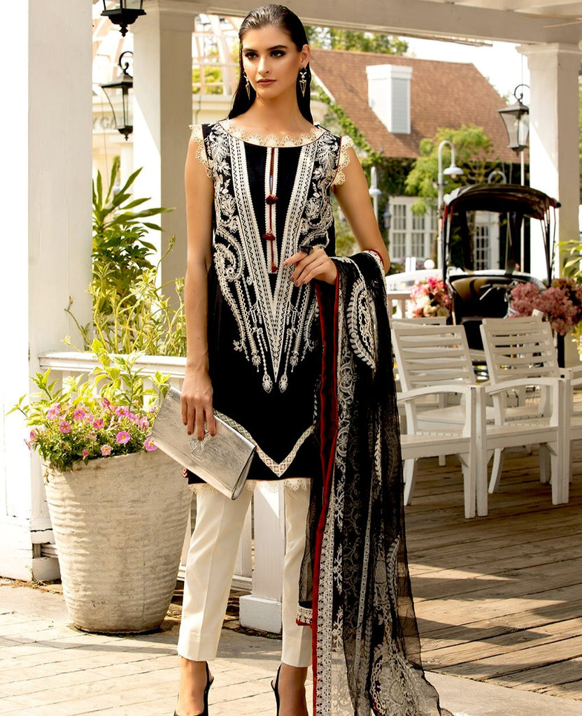 Ittehad Sarang Lawn Collection 2020 – CARNATION