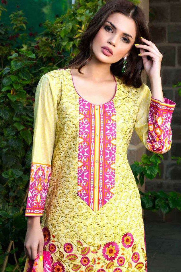 Maira Ahsan Embroidered Lawn Collection – MAL01A