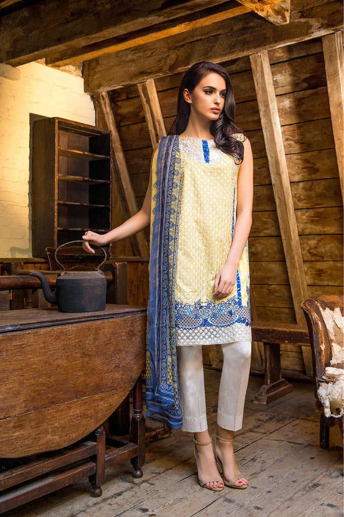 Sobia Nazir Lawn Collection '16 – 1A - YourLibaas  - 1