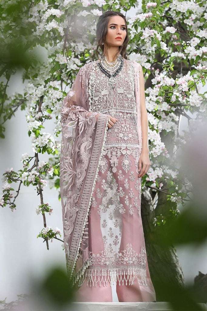 Sana Safinaz Luxury Eid Collection 2018 – 01A