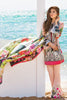 Crimson Luxury Lawn by Saira Shakira – Artsy Wonderland – Rose