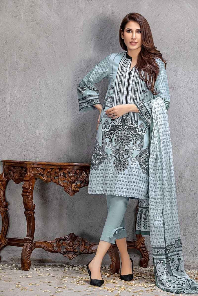 Gul Ahmed Summer Essential Collection 2019 – 3 PC CL-534 B