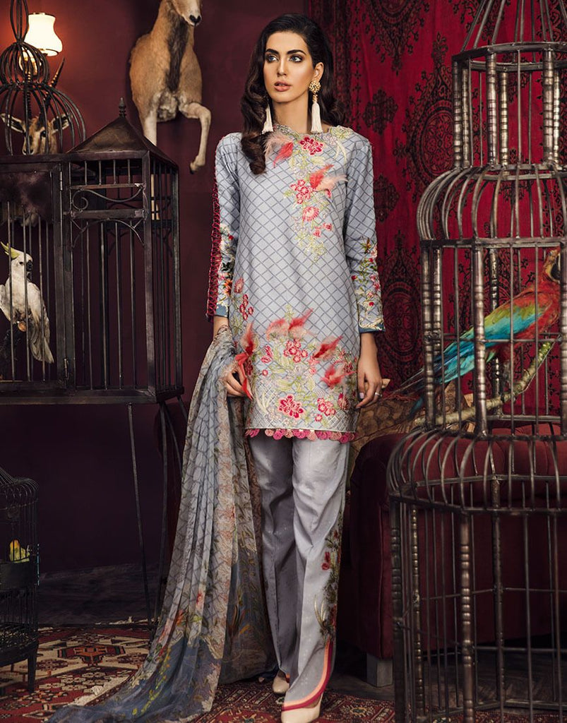 Rang Rasiya Zinnia Linen Collection 2018 – 2032 B