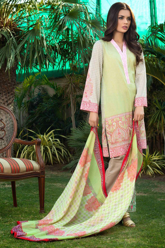Maira Ahsan Embroidered Lawn Collection – MAL02A