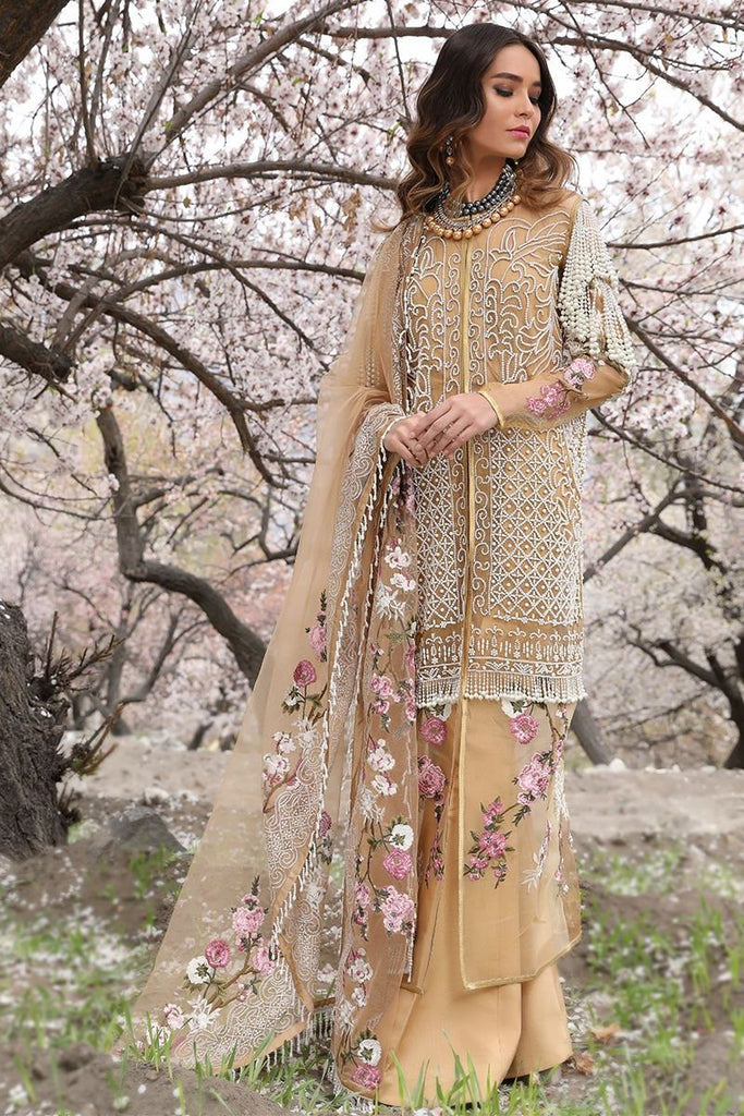 Sana Safinaz Luxury Eid Collection 2018 – 02A